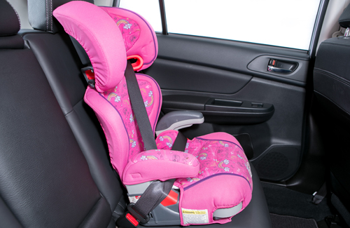 Child Passenger Safety Week Delivers Seat Checks and Giveaways