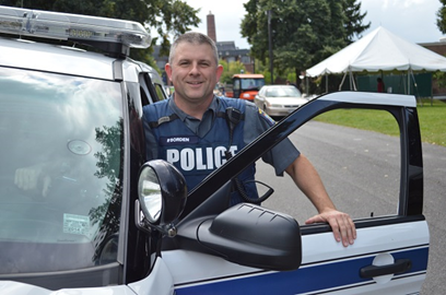 SUNY Geneseo Police Accredited by State for Exceeding Standards