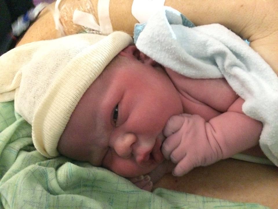 It's a Girl! Josh and Deb Celebrate Healthy Birth of Daughter Mattie Sue