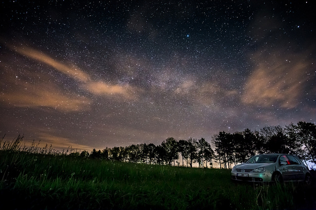 Chip Holt Nature Center Reintroduces You to the Night Sky