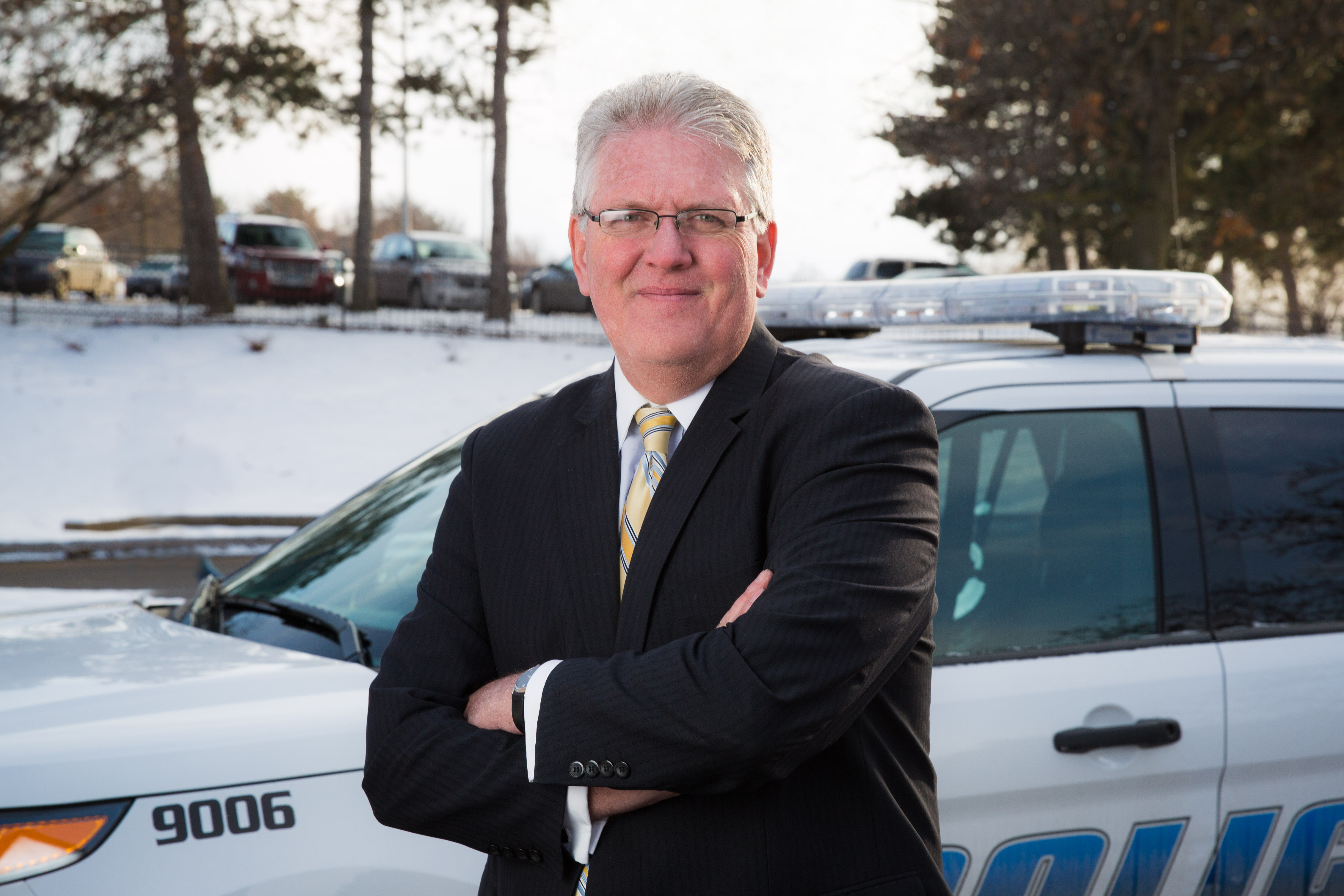 Thomas Kilcullen Officially Takes the Reins as SUNY Geneseo Police Chief