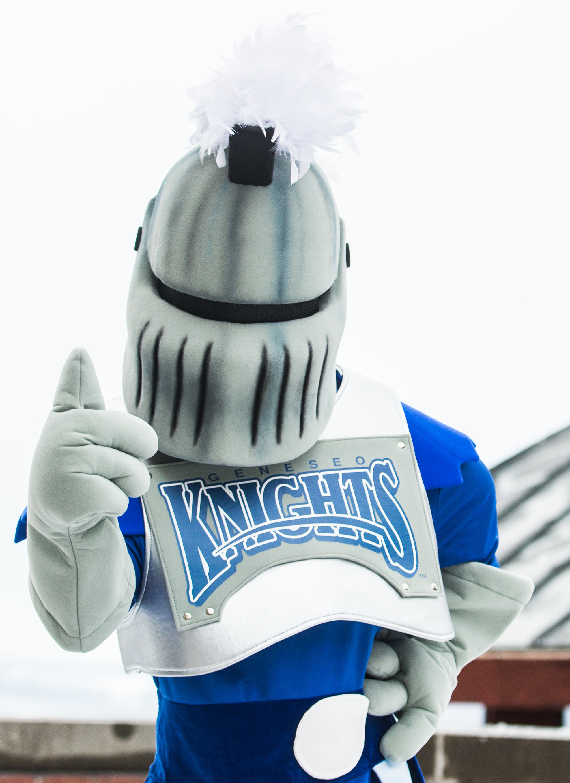 Knights Fans Called to Arms for SUNY Mascot Competition