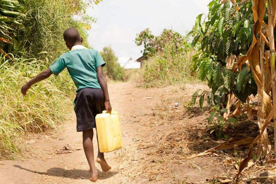 SUNY Geneseo Guests Seek Water for Uganda School
