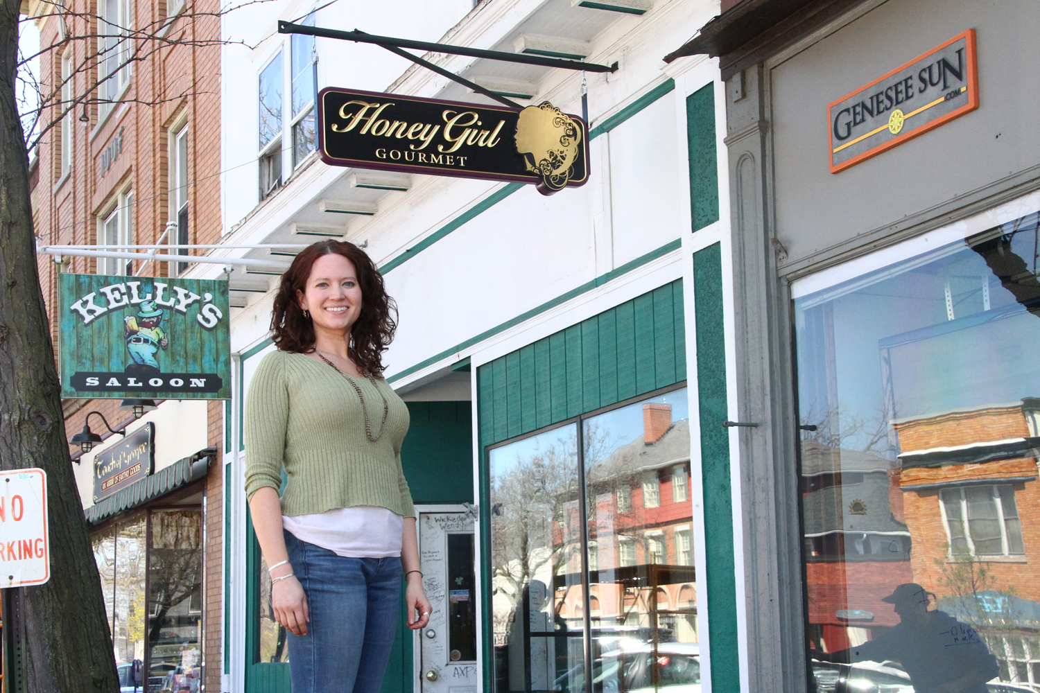 Honey Girl Gourmet Adds Touch of Sweetness to Main Street