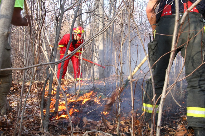 Fire Hazard Weather Advisory Flares to Red Flag Warning
