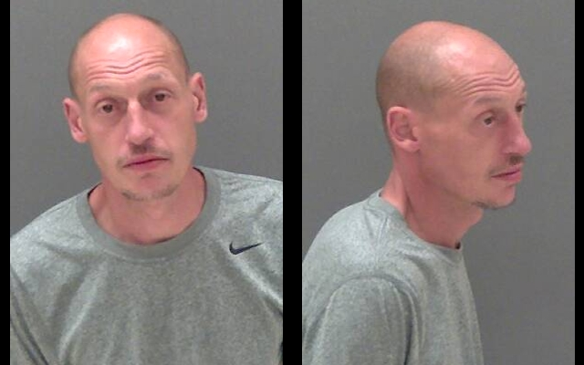 Unlicensed DWI Driver Found in Ditch and Charged with Felonies