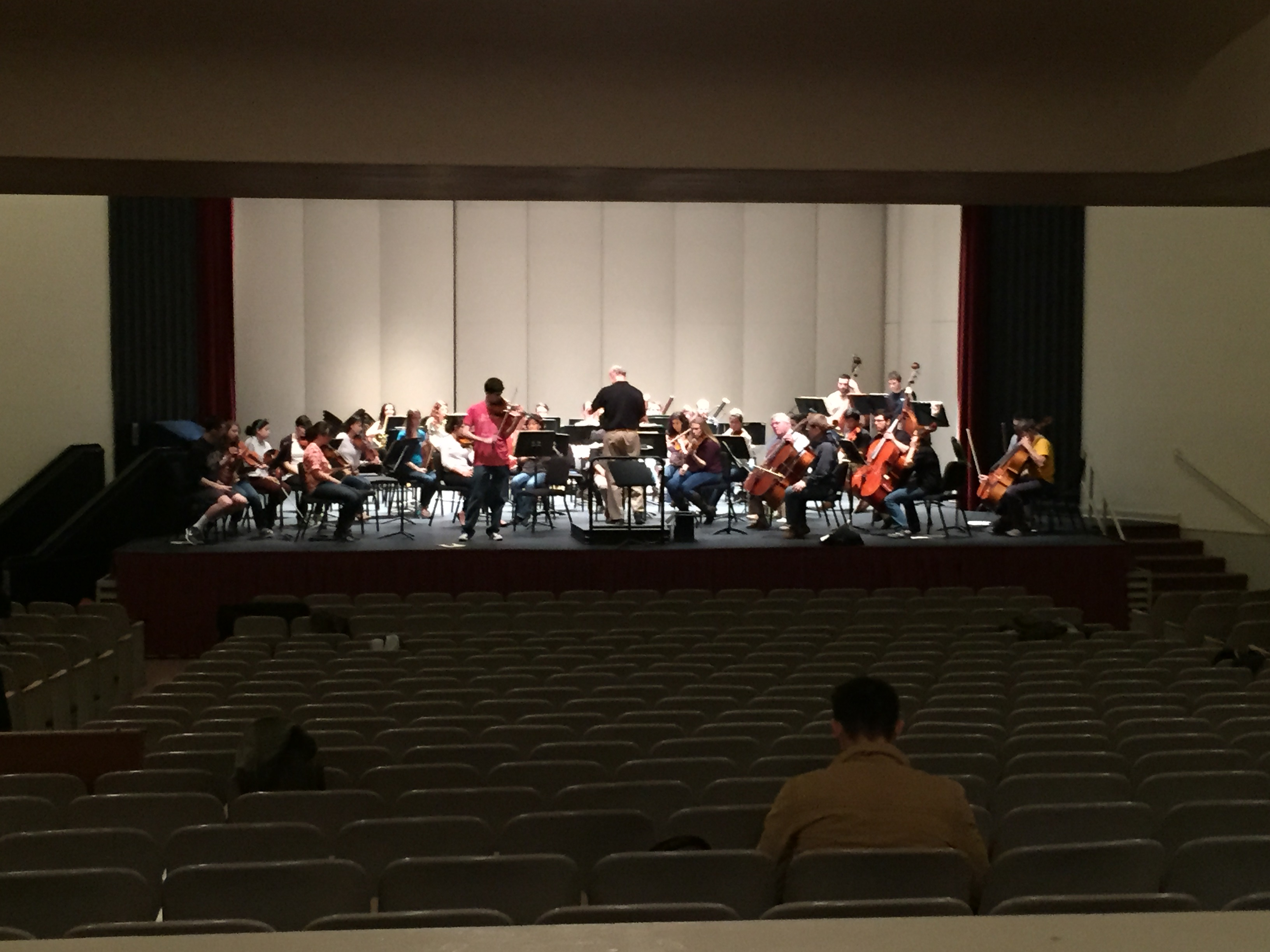 Geneseo Hosts College's Annual Concerto Competition