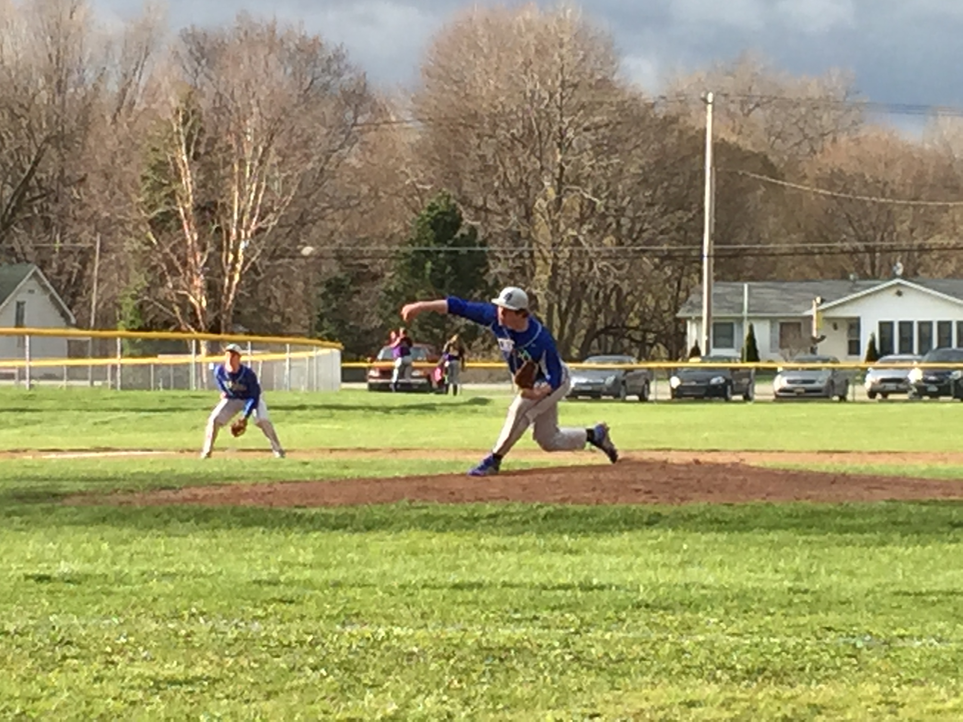 Boys Baseball: Geneseo Blue Devils Extend Winning Steak to 4 Straight
