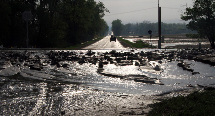 Geneseo Streamlines Soil Management and Road Repairs with Disaster Plan