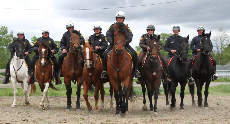 Giddy-up! Mounted Patrol Hosts Training for WNY Law Enforcement