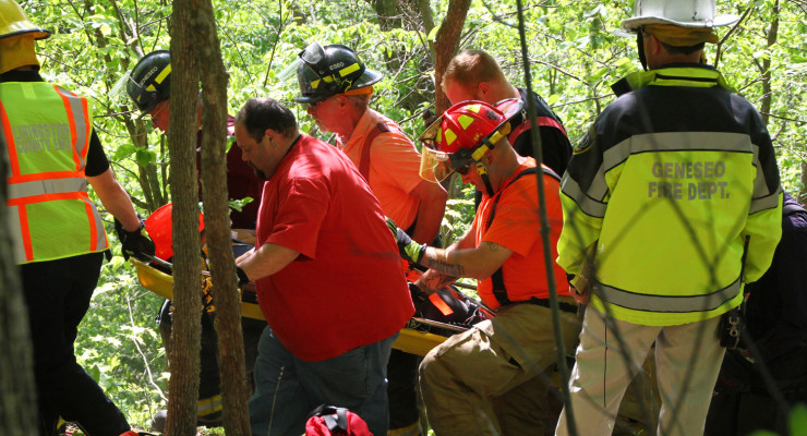 Teen Victim Identified in Fallbrook Rope Rescue
