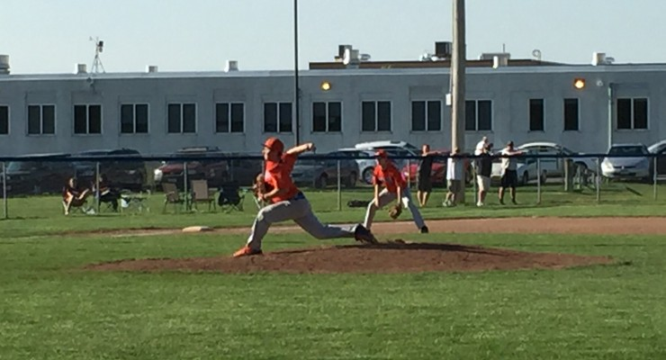 Baseball: Livonia Defeats Caledonia-Mumford