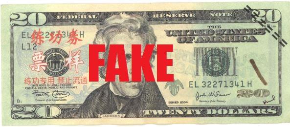 Beware Suspicious Fake Bills Circulating in Geneseo