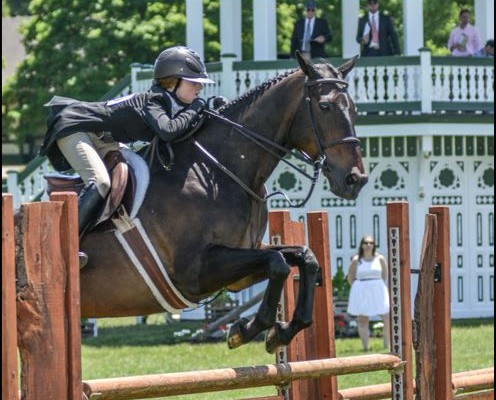 GCV&M Victorian Hunter Derby Shows Off Some of Oldest Hunting Skills