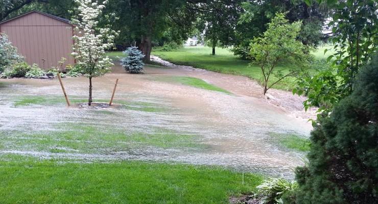 WNY Under Flash Flood Alert Through Tonight