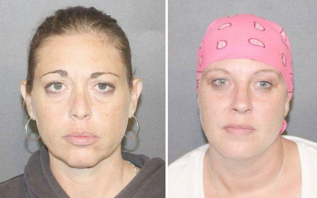 Thelma and Louise Duo Both Arrested for DWI's