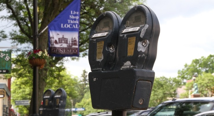 Parking Tickets Will Soon Be Payable Online in Geneseo