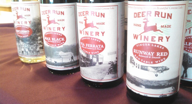Deer Run Winery Aging to Perfection with Vintage Rebrand