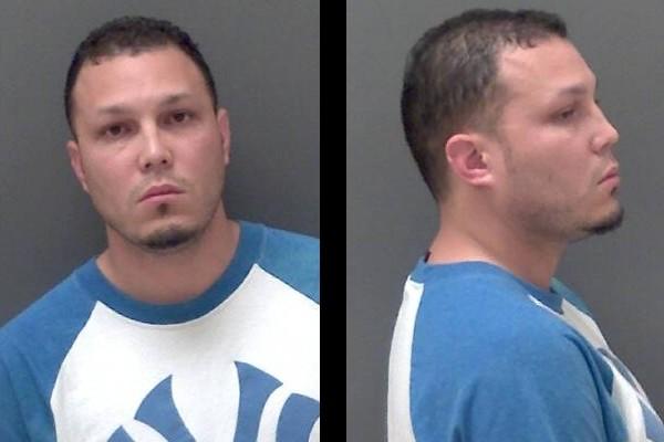 Luis Matos. (Photo/Livingston County Sheriff's Office)