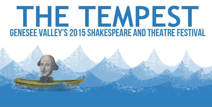 'Shake on the Lake' Actors Present Shakespeare's Tempest in Livingston County