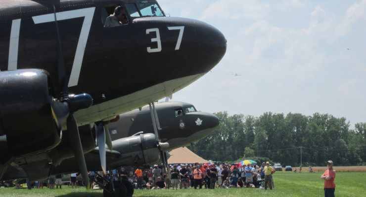 Patriot Riders and More to Salute Veterans at National Warplane Museum