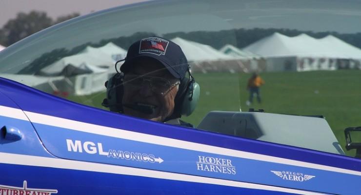 'That's Off My Bucket List!' Geneseo Korean War Vet Rides in Stunt Plane