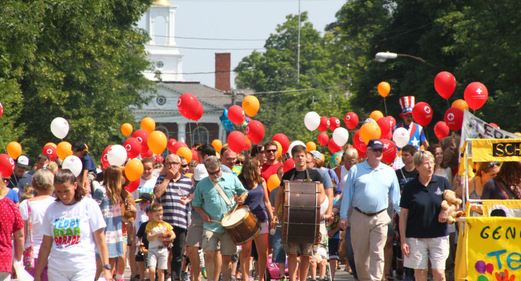 SLIDESHOW: Happiness for All at the Teddy Bear Parade