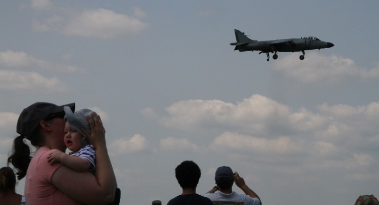 SLIDESHOW: National Warplane Museum Airshow with New Attractions
