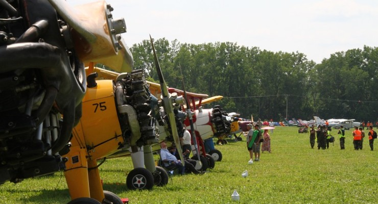 National Warplane Museum Nominated in USA Today's Best Airshow Contest