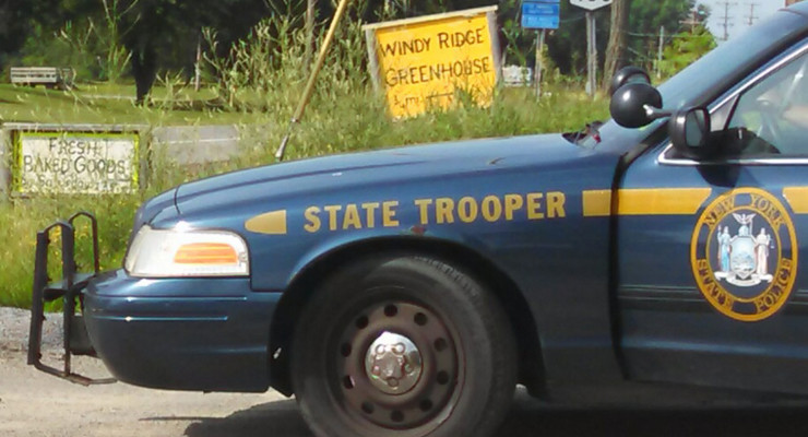 "New York State Police Announce Start of ""Speed Week"""