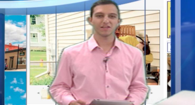 SUNSPOT: Newscast for July 14, 2015