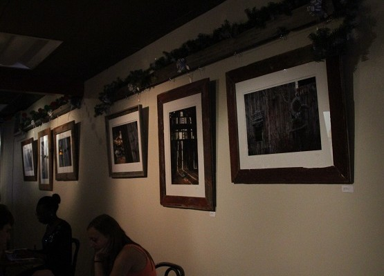 Photo Show Graces Cricket's Coffee in Geneseo