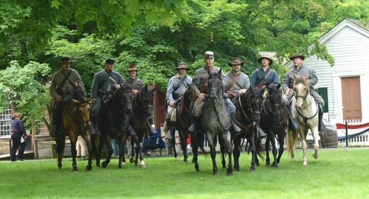 GCV&M Takes Visitors to Civil War Battlegrounds