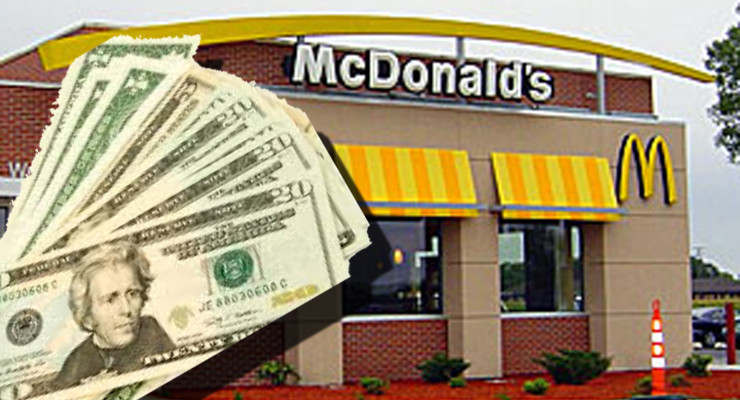 'What a Raise' for New York State Fast Food Employees