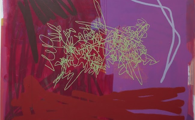 Jonathan Langfield's Abstract-Graffiti Cross 'Impromptus' Coming to GCC
