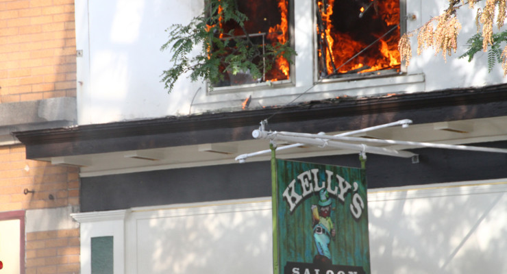 Last Call for Kelly's Saloon: Local Landmark to be Demolished