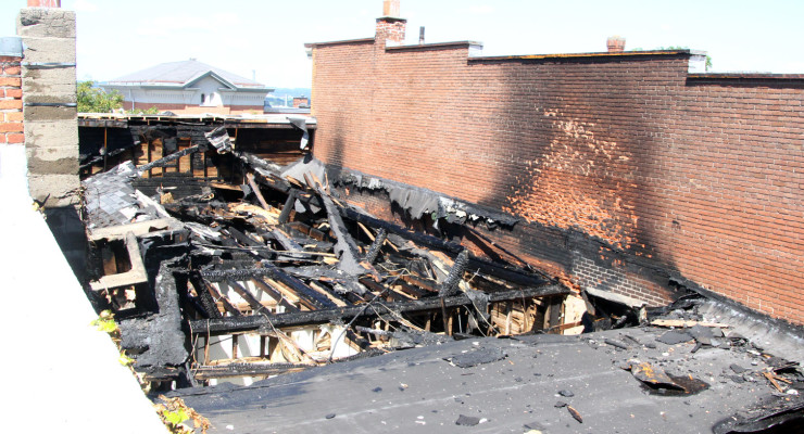 Geneseo Village Board Commends Community for Battling Kelly's Blaze