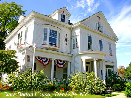 Clara Barton House to be Revived and Reopened to Public by Red Cross