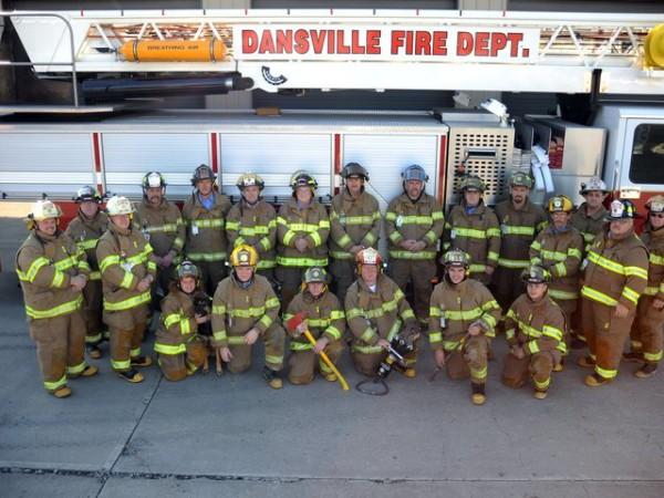 Dansville Firemen