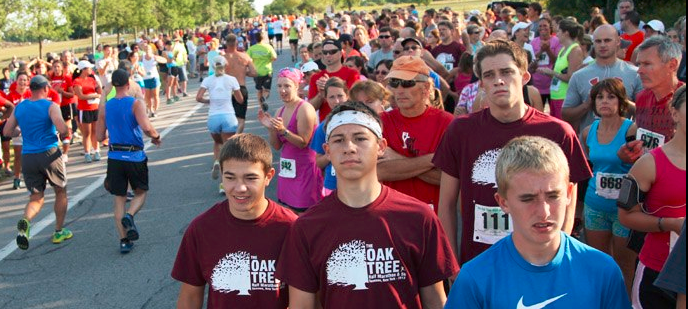 Oak Tree Half Marathon is Now Featured Distance Race for Region