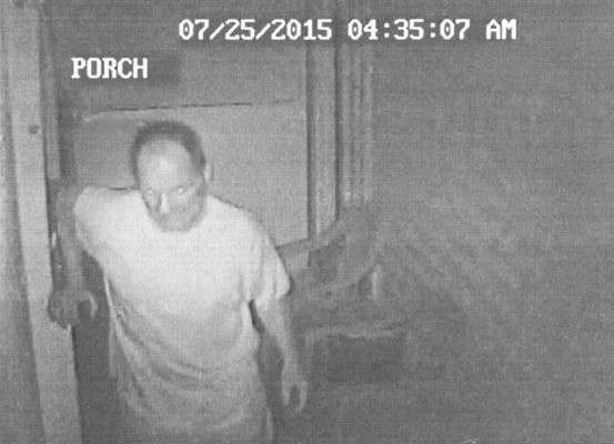 ALERT: Geneseo Police Seeking Village Thief