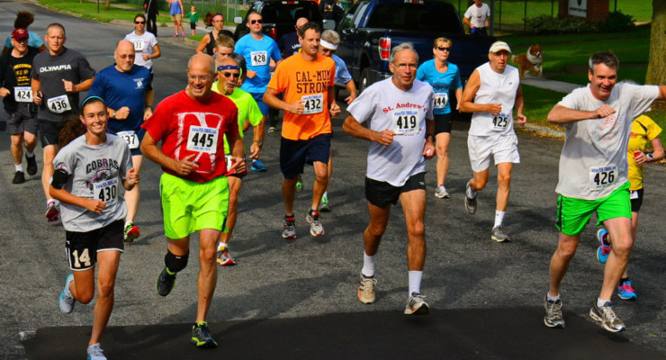 St. Andrews 5k in Caledonia this Weekend to Benefit Wounded Warrior Project