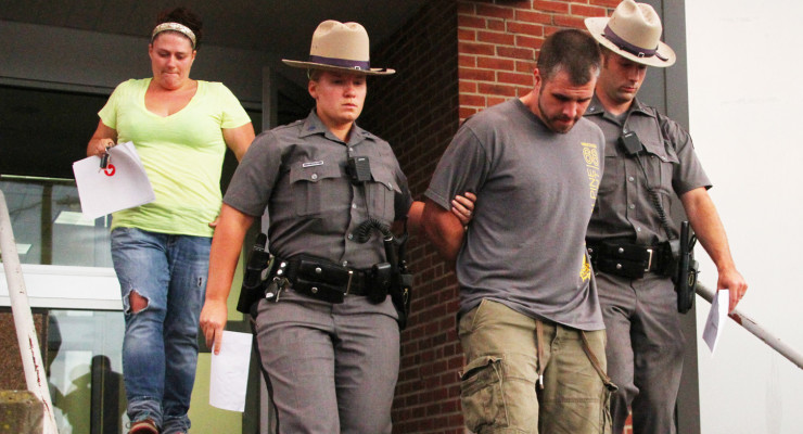 Dansville Meth Dad Pleads Guilty to Cooking Drugs in Home