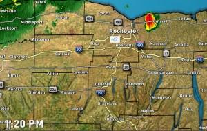 Radar from 13WHAM.com/weather.