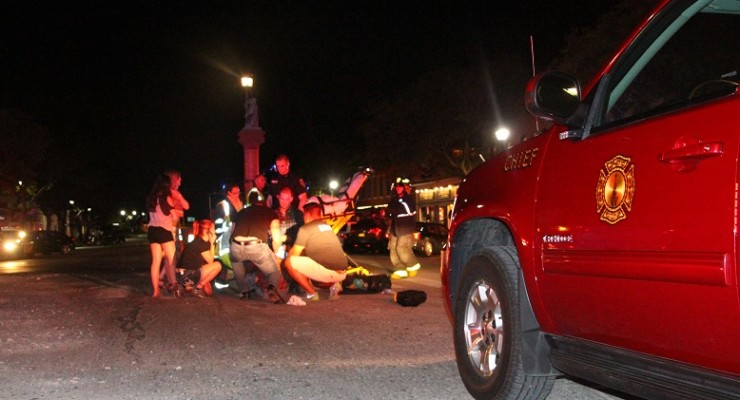 Rough First Week for SUNY Geneseo as Students Involved in 3 Accidents
