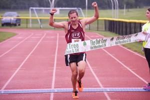 (Photo/Oak Tree Half Marathon and 5K Run/Walk Facebook page)