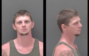Chad Malone. (Photo/Livingston County Sheriff's Office)
