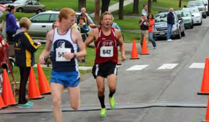 Geneseo's Ramon Rocha 5K Catches Nation's Eye with USATF