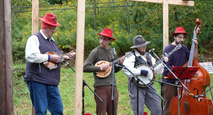 Fiddlers Picnic To Be Held at Long Point Park on August 1st