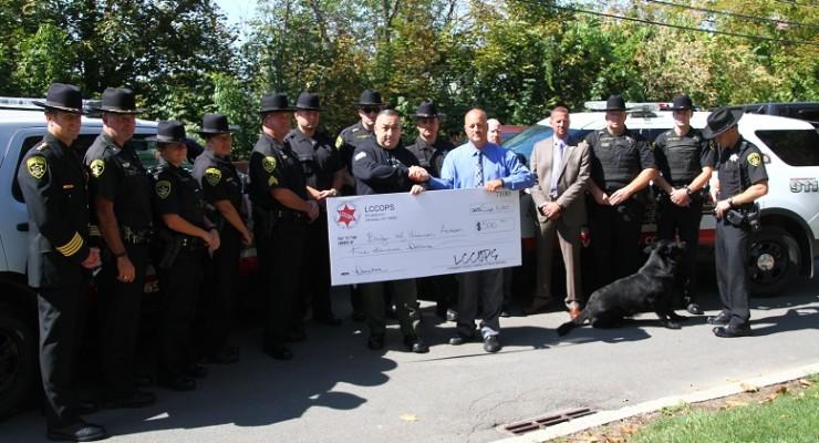 Fallen Cops Honored by Livingston County Sheriff's Road Patrol
